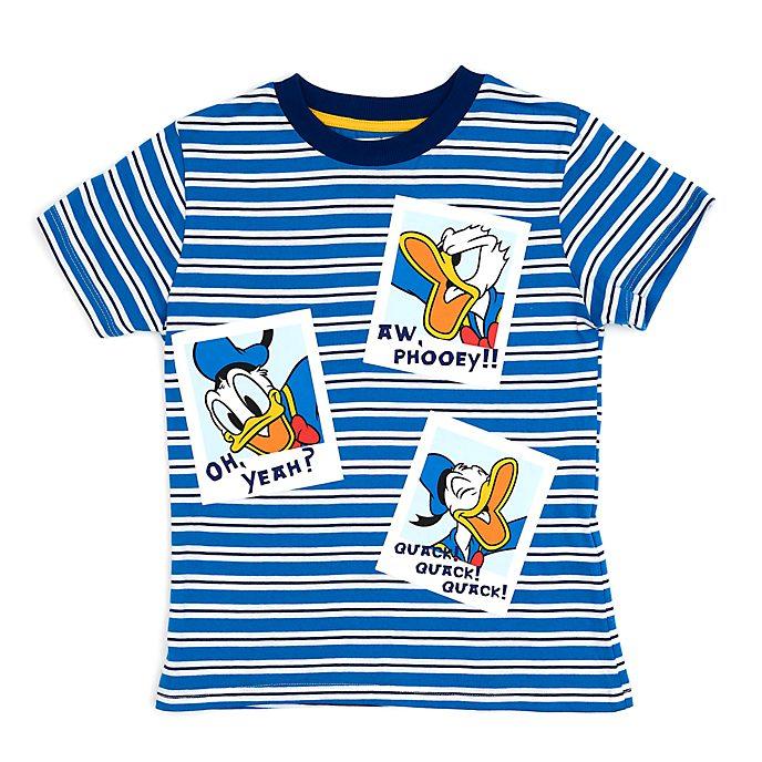 Camiseta infantil Pato Donald, Disney Store