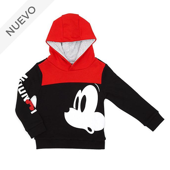 Sudadera infantil con capucha London Mickey Mouse, Disney Store