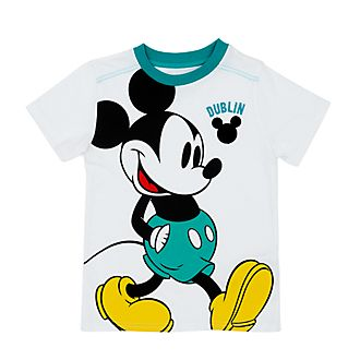 Disney Store T-shirt Mickey Dublin pour enfants