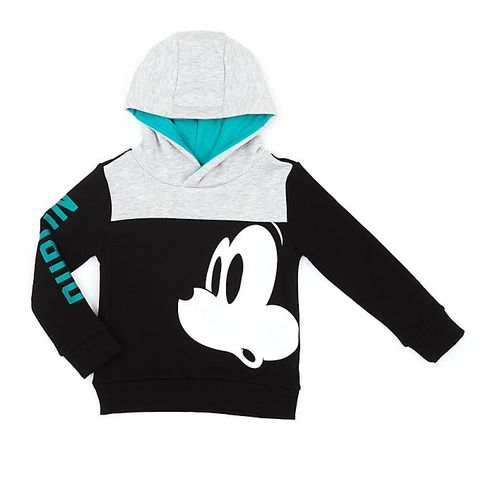 Disney Store Mickey Mouse Dublin Hooded Sweatshirt For Kids