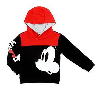 Sudadera infantil con capucha Roma Mickey Mouse, Disney Store