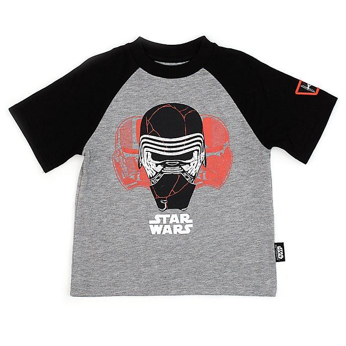 Disney Store - Star Wars: Der Aufstieg Skywalkers - Kylo Ren - T-Shirt für Kinder