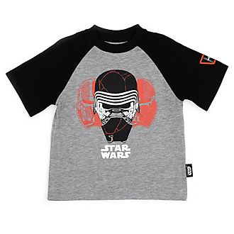 Disney Store Kylo Ren T-Shirt For Kids, Star Wars: The Rise of Skywalker