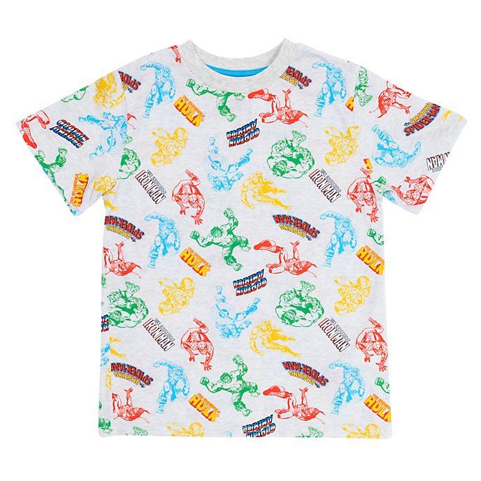 Disney Store - Marvel Comics - T-Shirt für Kinder
