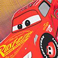 Disney Store T-shirt Disney Pixar Cars pour enfants