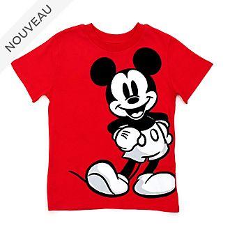 Disney Store T-shirt Mickey rouge pour enfants