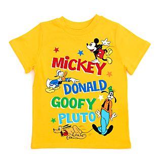 Maglietta bimbi Topolino e i suoi amici Disney Store