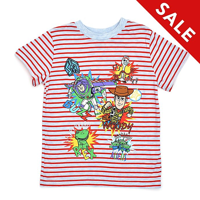 Disney Store Toy Story 4 T-Shirt For Kids