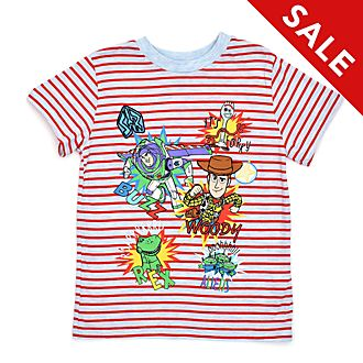 Disney Store - Toy Story 4 - T-Shirt für Kinder