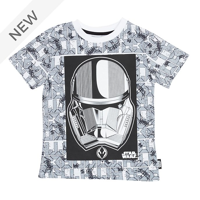Disney Store Sith Trooper T-Shirt For Kids, Star Wars: The Rise of Skywalker