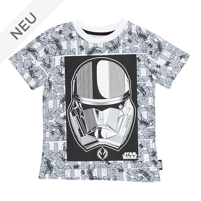 Disney Store - Star Wars: Der Aufstieg Skywalkers - Sith Trooper - T-Shirt für Kinder