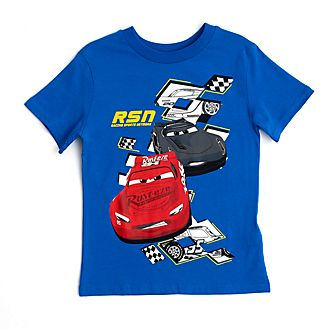 Camiseta infantil Disney Pixar Cars, Disney Store