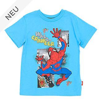 Disney Store - Spider-Man - Blaues T-Shirt für Kinder