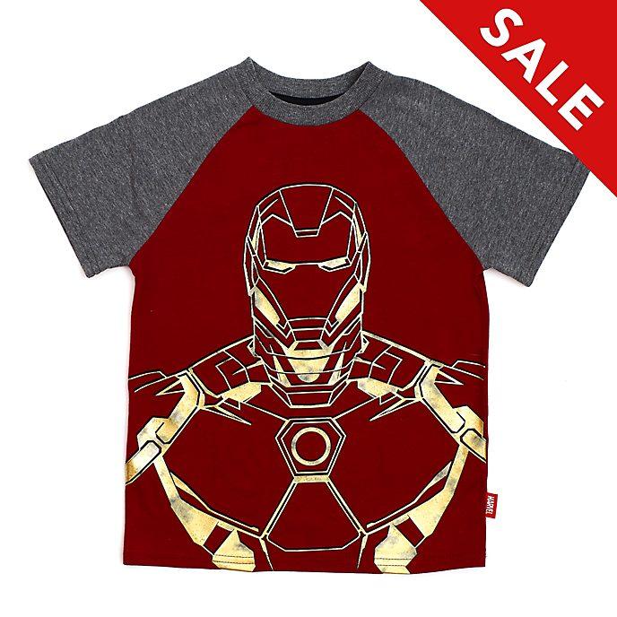 Disney Store Iron Man T-Shirt For Kids