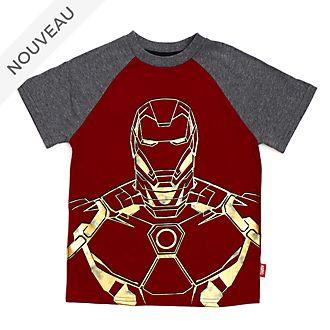 Disney Store T-shirt Iron Man pour enfants