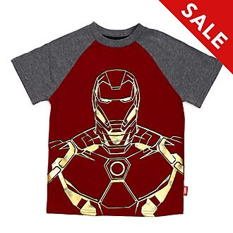 Disney Store Iron Man T-Shirt For Kids