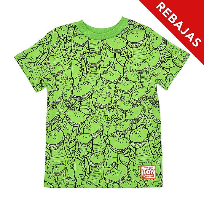 Camiseta infantil Rex, Toy Story, Disney Store
