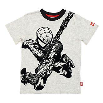 Disney Store T-shirt Spider-Man gris pour enfants