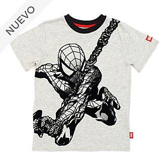 Camiseta infantil gris Spider-Man, Disney Store