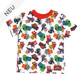 Disney Store - Avengers - Weißes T-Shirt für Kinder