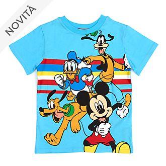 Maglietta bimbi blu Topolino e i suoi amici Disney Store