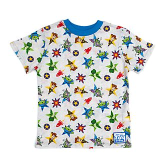 Disney Store Toy Story Grey T-Shirt For Kids
