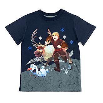 Disney Store - Die Eiskönigin - völlig unverfroren - T-Shirt für Kinder