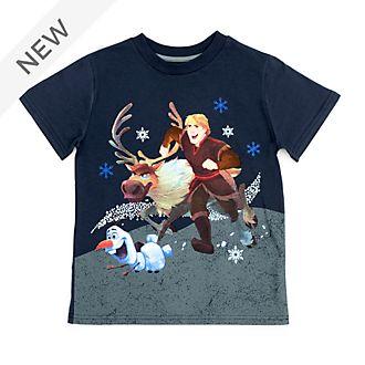 Disney Store Frozen T-Shirt For Kids