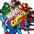 Maglietta bimbi Marvel Comics Disney Store