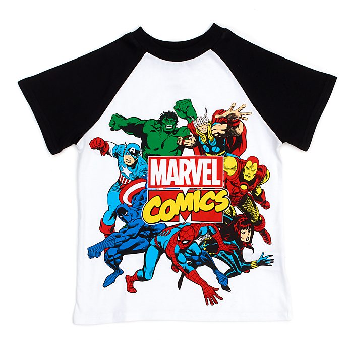 Disney Store T-shirt Marvel Comics pour enfants