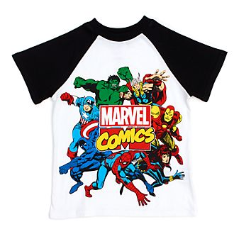 Disney Store - Marvel Comics - T-Shirt für Kinder