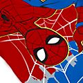 Disney Store Spider-Man Red T-Shirt For Kids