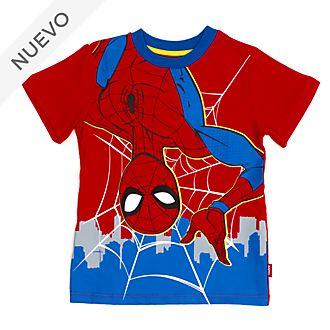 Camiseta infantil roja Spider-Man, Disney Store