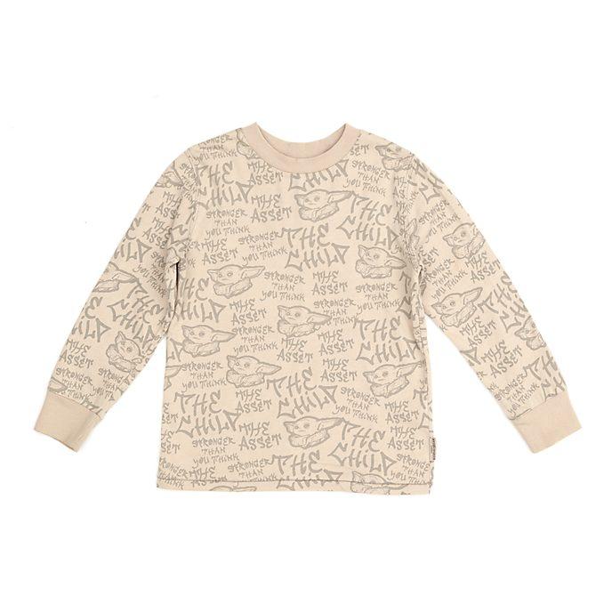 Disney Store - Star Wars - Das Kind - Langarm-Shirt für Kinder