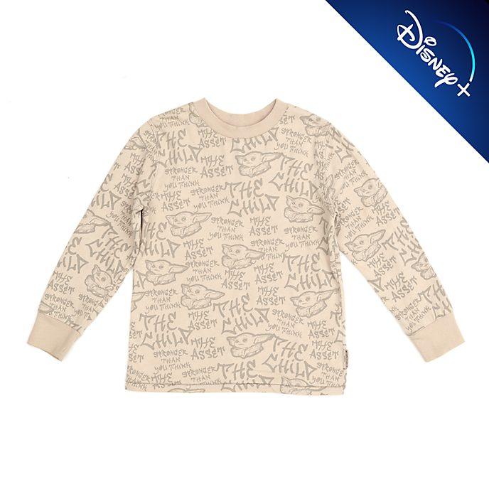 Disney Store T-shirt à manches longues L'Enfant pour enfants, Star Wars