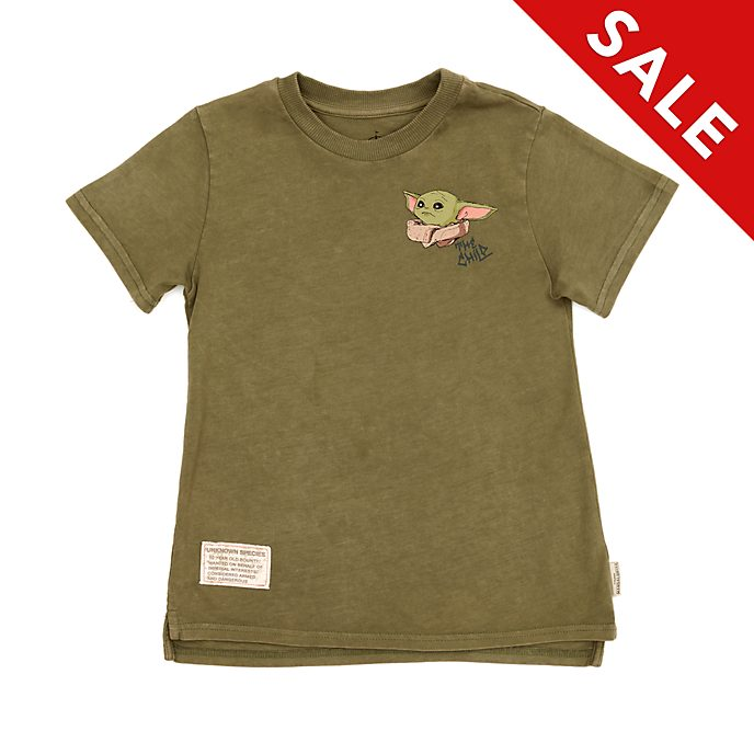 Disney Store The Child T-Shirt For Kids, Star Wars