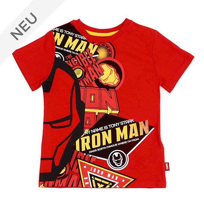 Disney Store - Iron Man - T-Shirt für Kinder