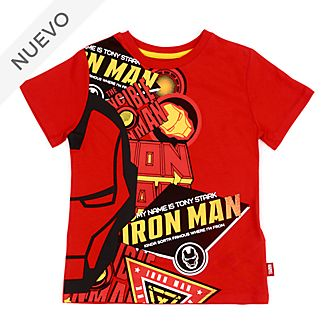 Camiseta infantil Iron Man, Disney Store