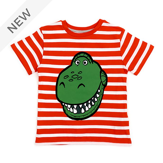 Disney Store Rex T-Shirt For Kids, Toy Story