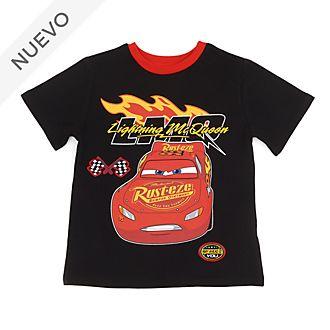 Camiseta infantil Rayo McQueen, Disney Store