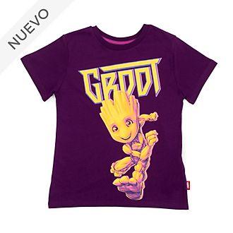 Camiseta infantil Groot, Guardianes de la Galaxia, Disney Store