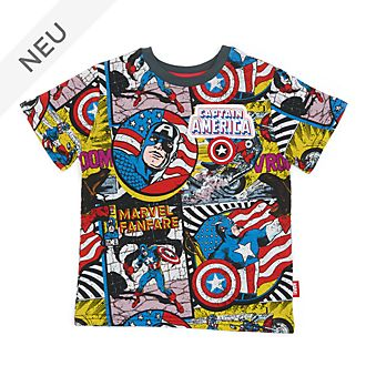 Disney Store - Captain America - T-Shirt für Kinder