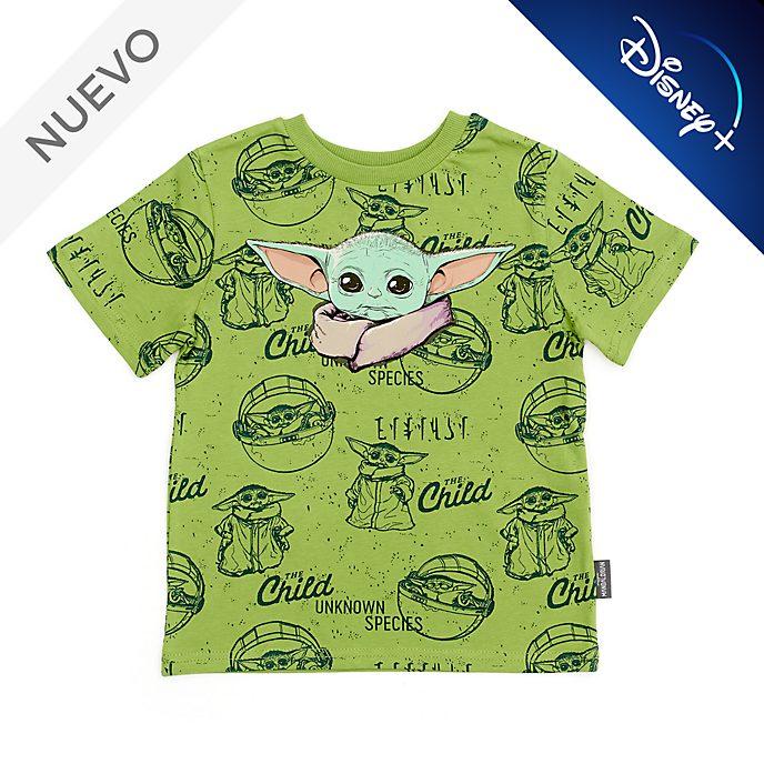 Camiseta infantil Grogu, Star Wars, Disney Store