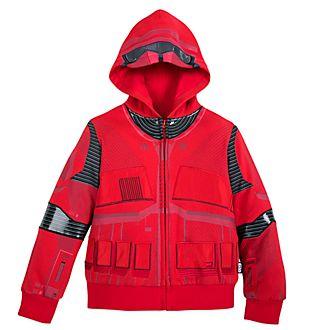 Sudadera con capucha infantil soldado Sith, Star Wars, Disney Store