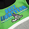Disney Store Buzz Lightyear Hooded Sweatshirt For Kids