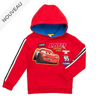 Disney Store Sweatshirt à capuche Flash McQueen pour enfants