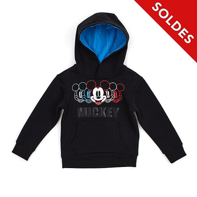 Disney Store Sweatshirt à capuche Mickey pour enfants