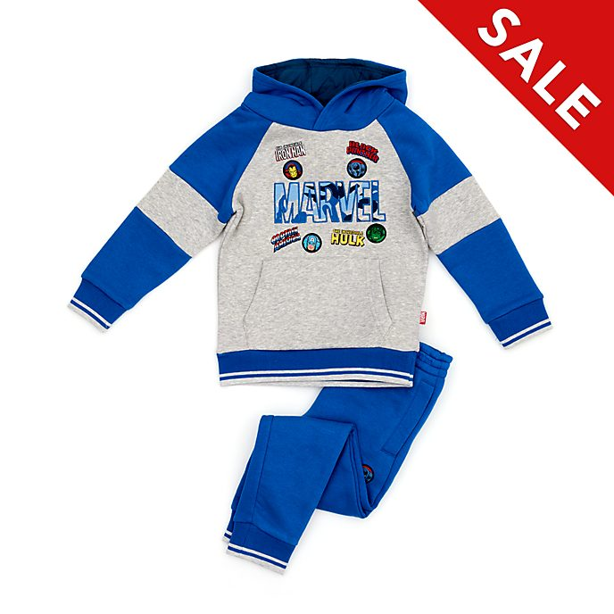 Disney Store Marvel Tracksuit Set For Kids