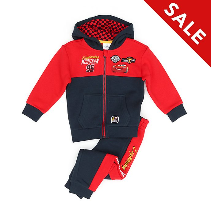 Disney Store Disney Pixar Cars Tracksuit Set For Kids