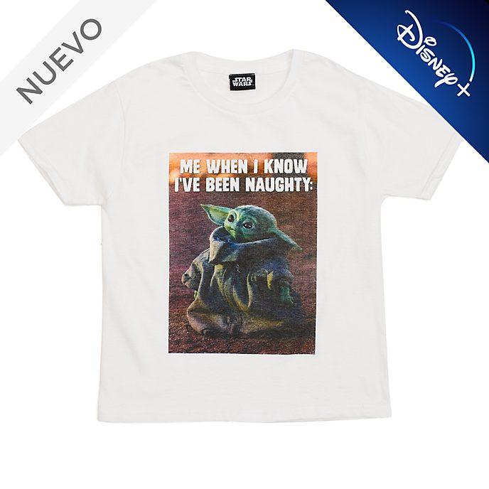 Camiseta infantil El Niño, Star Wars: The Mandalorian